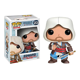 Assassins Creed Black Flag Edward Pop Vinyl Figure Figurines and Sets