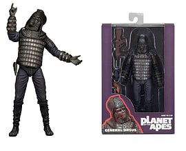 Planet Of The Apes General Ursus 7 Figure Series 2 Figurines and Sets