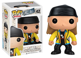 Jay And Silent Bob Strike Back Jay POP Vinyl Figure Figurines and Sets