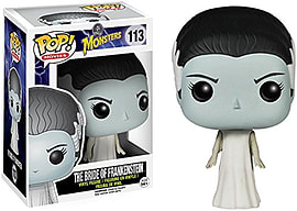 Universal Monsters The Bride of Frankenstein Pop Vinyl Figure Figurines and Sets