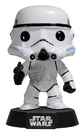 Star Wars Stormtrooper (05) POP Vinyl Bobble-Head Figurines and Sets