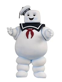 Ghostbusters Stay Puft Marshmallow Man Money Bank Figurines and Sets