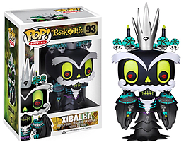 Book Of Life Xibalba (93) Pop Vinyl Figure Figurines and Sets