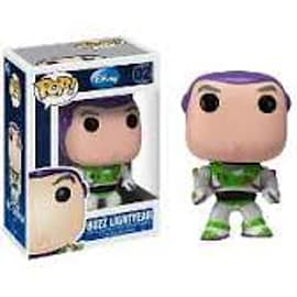 Disney- Buzz Lightyear POP Vinyl Figure (02) Figurines and Sets