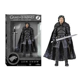 Game of Thrones Jon Snow Legacy Collection Action Figure Figurines and Sets