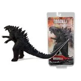 Godzilla 12 inch Head To Tail and 6 inch Tall 2014 Movie Godzilla Action Figure Figurines and Sets