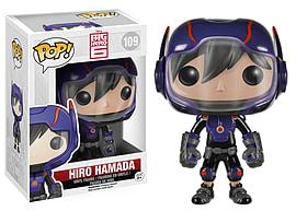 Big Hero 6- Hiro Hamada POP Vinyl Figure (#109) Figurines and Sets
