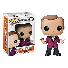 Arrested Development Gob Bluth Pop Vinyl Figure Figurines and Sets