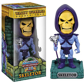 Master of the Universe Wacky Wobbler Bobble Head - Skeletor Figurines and Sets