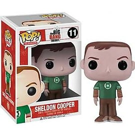 The Big Bang Theory- Sheldon Cooper POP Vinyl Figure (11) Figurines and Sets