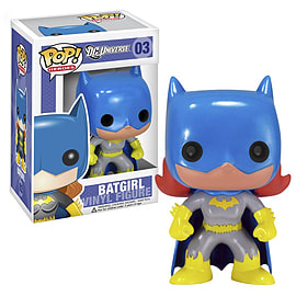 DC Universe batgirl POP Vinyl Figure Figurines and Sets