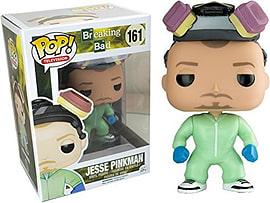 Breaking Bad - Jesse Pinkman Green Hazmat (Exclusive) POP Vinyl Figure (161) Figurines and Sets