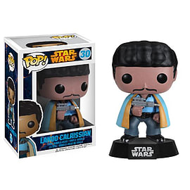 Star Wars Lando Calrissian Pop Vinyl Bobble-Head Figure Figurines and Sets