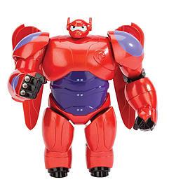 Disney Big Hero 6 Baymax Armoured 10cm Figure Figurines and Sets