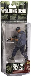 The Walking Dead- Shane Walsh Action Figure Figurines and Sets