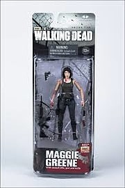 The Walking Dead- Maggie Greene Action Figure Figurines and Sets