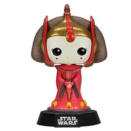 Star Wars Queen Amidala POP Vinyl Bobble Head Figurines and Sets