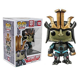 Transformers Autobot Drift POP Vinyl Figure Figurines and Sets