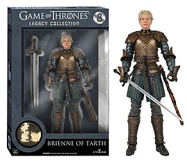 Game Of Thrones Legacy Collection- Brienne Of Tarth Action Figure Figurines and Sets