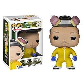 Breaking Bad Jesse Pinkman in cook suit (161) POP Vinyl Figure Figurines and Sets