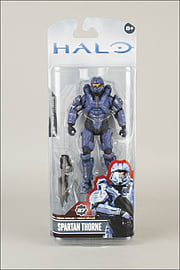 Halo 4 Spartan Thorne Series 3 Action Figure Figurines and Sets