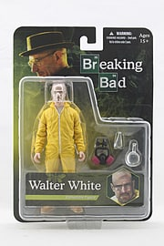 Breaking Bad Walter White (Yellow Hazmat suit) Action Figure Figurines and Sets