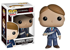 Hannibal Hannibal Lecter (146) Pop Vinyl Figure Figurines and Sets