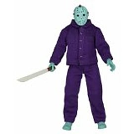 Friday The 13th- Jason Classic Video game Apperance Figure Figurines and Sets