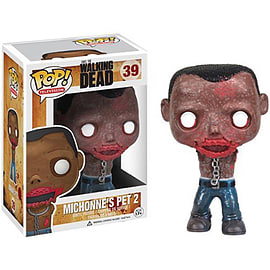 The Walking Dead Michonne's Pet Zombie 2 POP Vinyl Figure Figurines and Sets