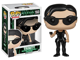 Matrix- Trinity POP Vinyl Figure (160) Figurines and Sets