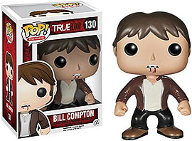 True Blood Bill Compton POP Vinyl Figure Figurines and Sets