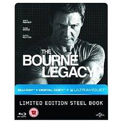 The Bourne Legacy - Limited Edition Steelbook (Blu-Ra + Digital Copy + Ultraviolet Copy) Blu-ray