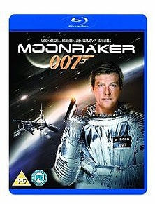 Moonraker Blu-ray