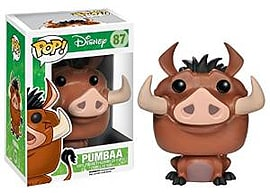 Disney The Lion King Pumbaa POP Vinyl Figure Figurines and Sets