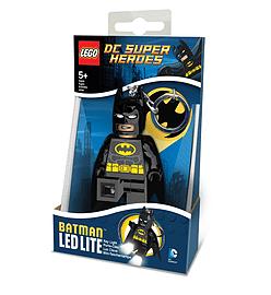 Lego DC Super Heroes Batman LED Keychain Lite Figurines and Sets