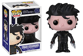 Edward Scissorhands POP Vinyl Figure (17) Figurines and Sets