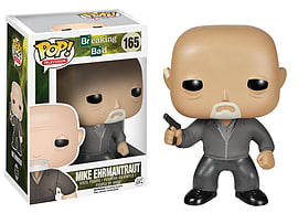Breaking Bad Mike Ehrmantraut (165) POP Vinyl Figure Figurines and Sets