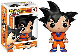 DragonBall Z- Goku POP Vinyl Figure (9) Figurines and Sets