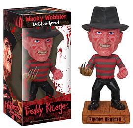 Nightmare on Elm Street Freddy Krueger Bobble Head Figurines and Sets