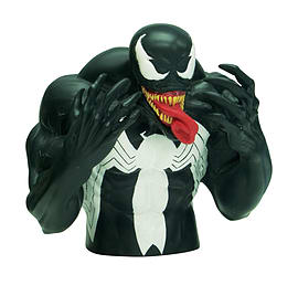 Venom Bust Money Bank Figurines and Sets