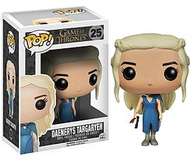 Game Of Thrones- Daenerys Targaryen POP Vinyl Figure Figurines and Sets