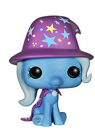 My Little Pony Trixie Lulamoon Pop Vinyl Figure (10) Figurines and Sets