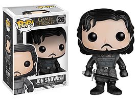 Game of Thrones Jon Snow Castle Black (26) Pop Vinyl Figure Figurines and Sets