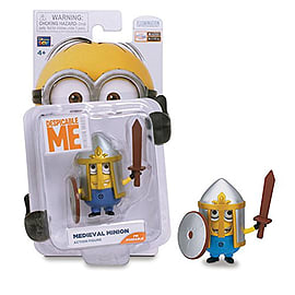 Despicable Me- Medieval Minion Action Figure Figurines and Sets