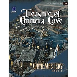 Module Lb2: Treasure Of Chimera Cove Books