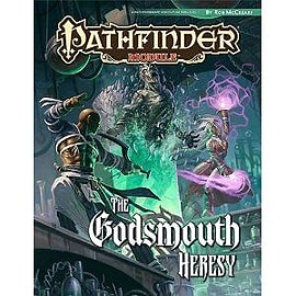 Pathfinder Module: The Godsmouth Heresy Books