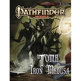 Pathfinder Module: Tomb Of The Iron Medusa Books