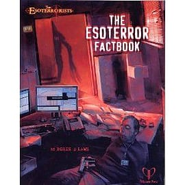 Esoterror Fact Book Books