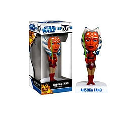 Star Wars Ahsoka Tano Bobblehead Figurines and Sets