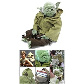 Star Wars Back Buddy Yoda Sports Camping and Hiking